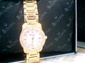 BULOVA Lady's Wristwatch 98R165